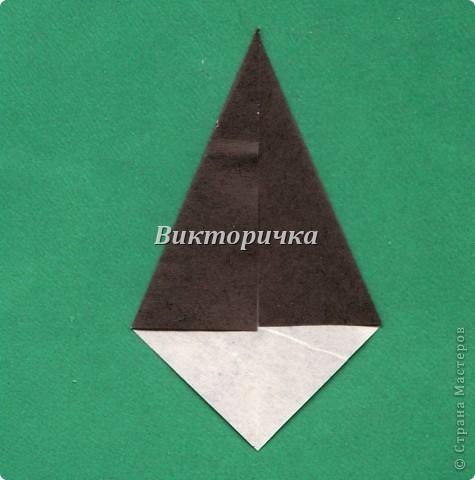 Маски Мастер-класс Новый год Праздник осени Оригами Маска Ёжик  Бумага фото 12