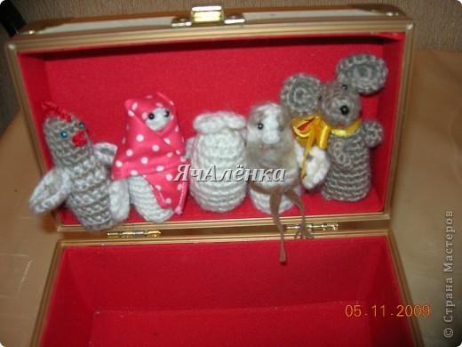 Курочка ряба.Пальчиковый кукольный театр. фото 1