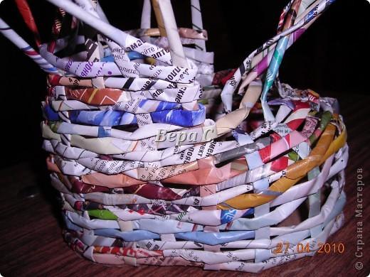 На одном иностранном сайте увидела плетеный башмак,описания там не было. Долго я его там рассматривала ,немного изменила и решила поделиться с вами его созданием. фото 8