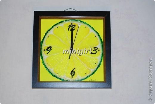 """Настенные часы """"Апельсин"""" фото 2"""