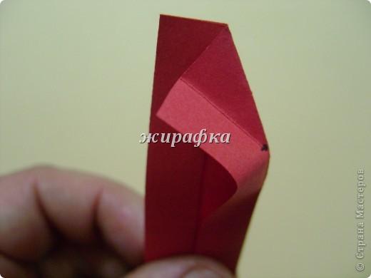 Poinsettia из книги Mukerji M.-Marvelous modular origami. Схему для неё любезно предоставила Олеся1979   на http://stranamasterov.ru/node/66700 фото 4