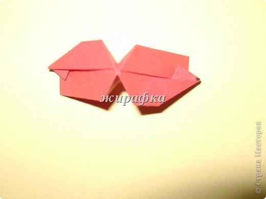Poinsettia из книги Mukerji M.-Marvelous modular origami. Схему для неё любезно предоставила Олеся1979   на http://stranamasterov.ru/node/66700 фото 7