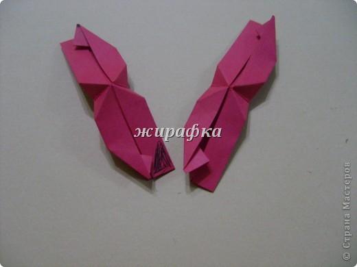 Poinsettia из книги Mukerji M.-Marvelous modular origami. Схему для неё любезно предоставила Олеся1979   на http://stranamasterov.ru/node/66700 фото 8