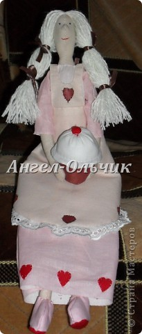 Бирочки(сертификаты)для кукол фото 1