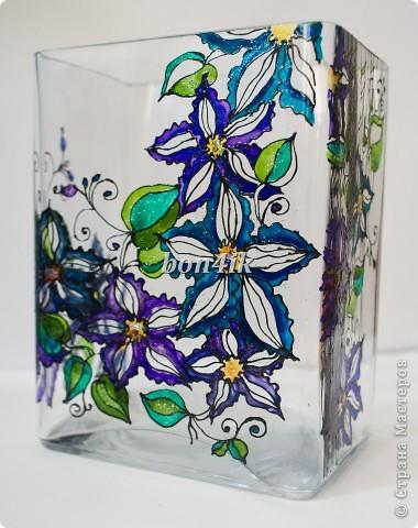 Вот такие вазочки я сделала на протяжении своего недолгого творческого пути)