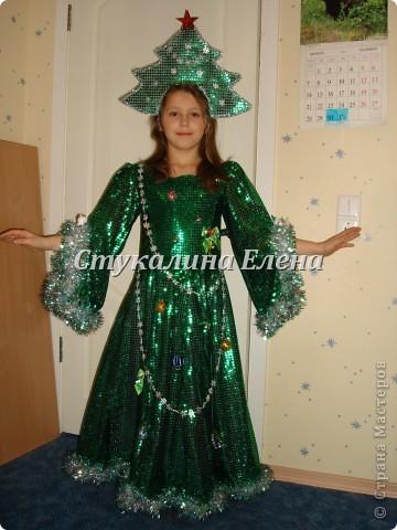 Корона для костюма елочка своими руками