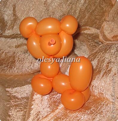 медвежонок с тюльпаном фото 16