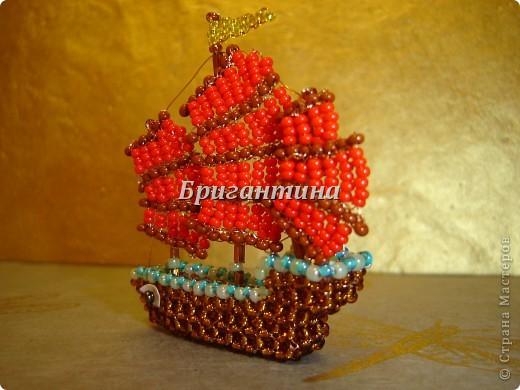 """Корабль делала, читая книгу """"История судостроения. Суда Китая"""". Схемку разработала сама.  фото 4"""