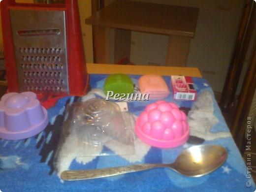 Здравствуйте!!! Сейчас мы будем варить мыло из детского. Результат:) фото 2