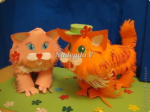 Кот и кошка фото 1