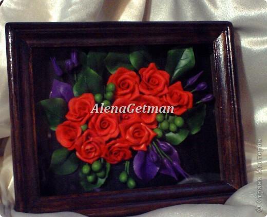 Красные розы фото 1