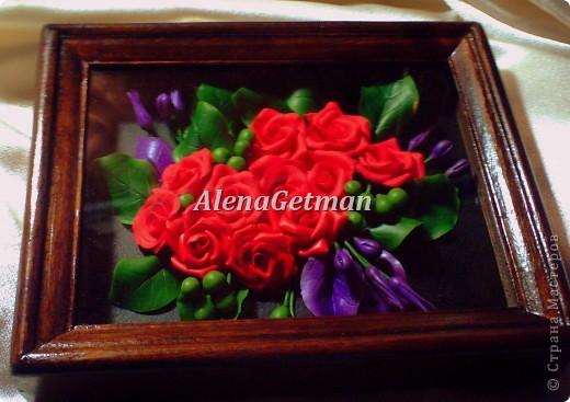 Красные розы фото 4