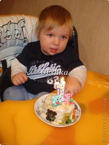 Это младшему сыночку в 2009 г. на ДР делала. фото 2