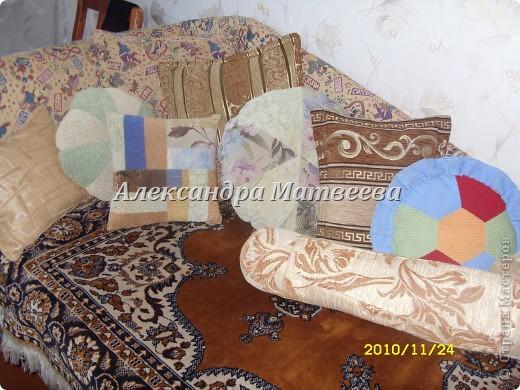 Подушки  фото 1