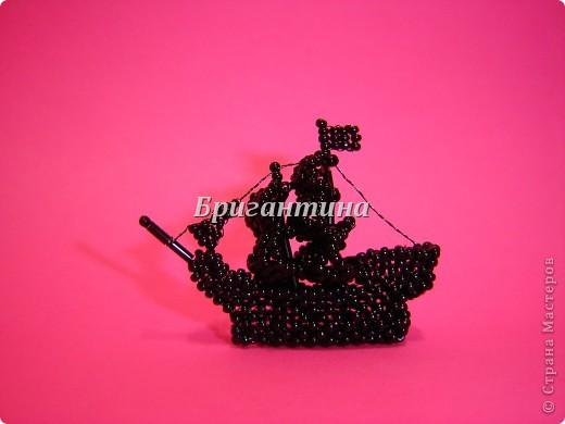 Бриг — двухмачтовое парусное судно.  Бриг был создан на базе небольшой бригантины и шнявы и применялся главным образом как разведывательный корабль.  фото 1
