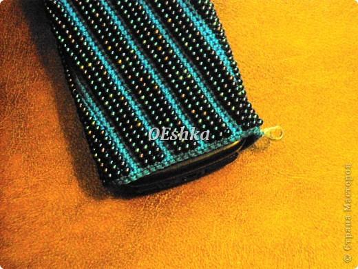 Старший сын увидев мою сумочку попросил и ему связать,вот такой получился чехольчик для  сына. фото 2