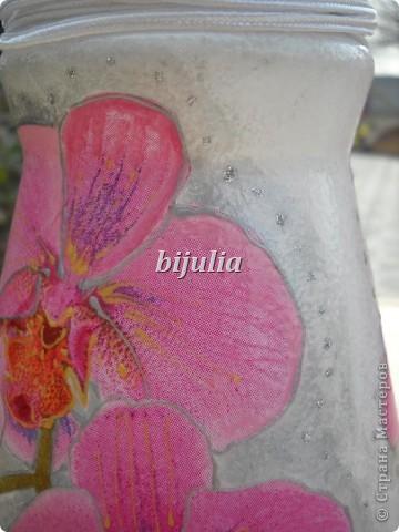 "Вазочка ""Орхидея"" фото 2"