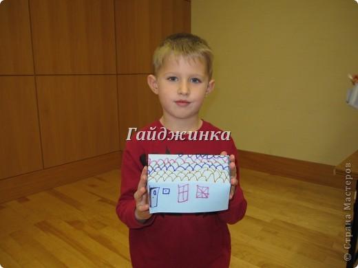 Большое спасибо Зине (Харузина) за МК домика!!! http://stranamasterov.ru/node/110416 фото 7