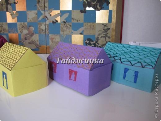 Большое спасибо Зине (Харузина) за МК домика!!! http://stranamasterov.ru/node/110416 фото 1
