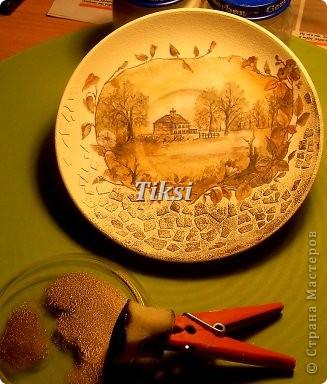 Мастер-класс Декупаж Работа с яичной скорлупой МК Краска Салфетки Скорлупа яичная фото 11