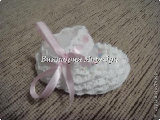 Бело-розовый вариант.  фото 4