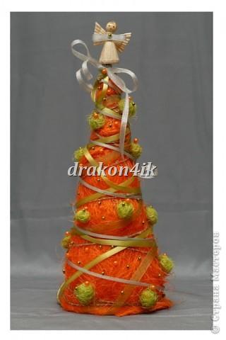 мандариновая ёлочка фото 2