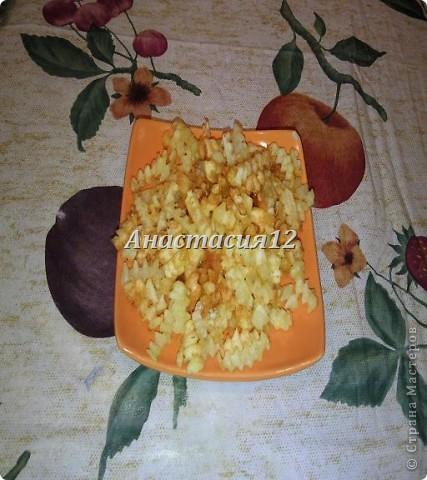 Вам понадобиться:картофель,соль(по вкусу),приправа для картофеля. фото 12