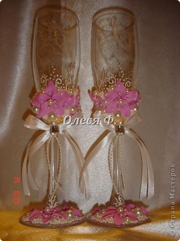 Розовые цветы.. фото 4