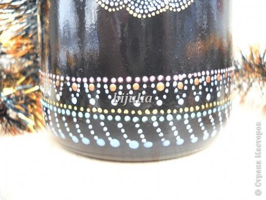 Бутылки с новогодним напитком:) фото 13