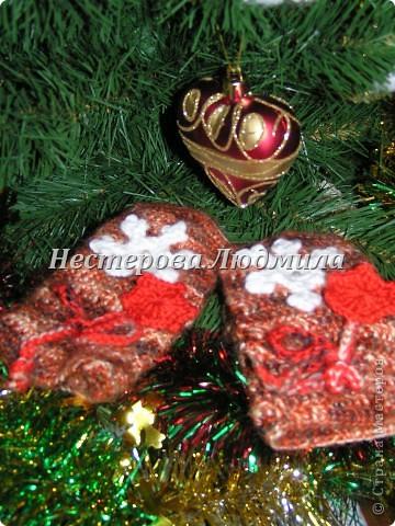 рукавички для дочки фото 1