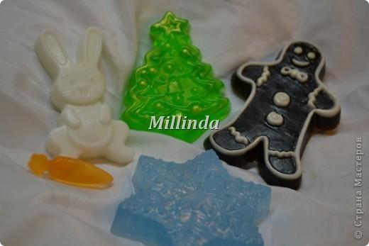 Новогодние мыло на любой вкус! фото 1