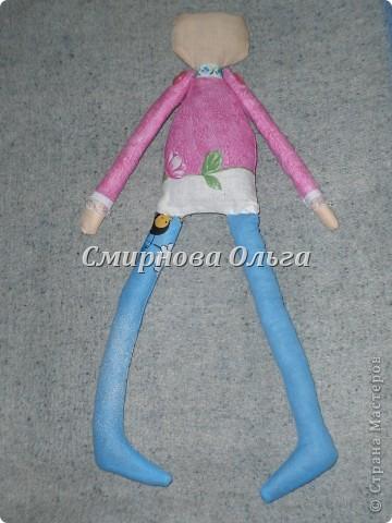 Вот какая лялечка у меня получилась! фото 4