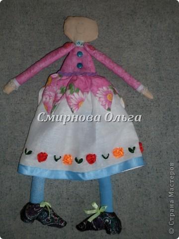 Вот какая лялечка у меня получилась! фото 8