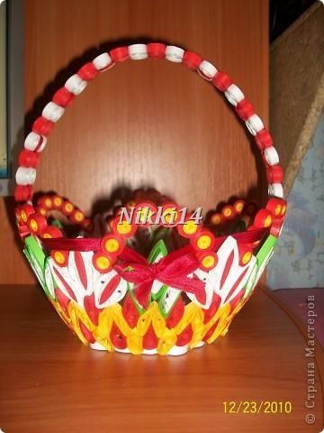Корзинка для Красной Шапочки. фото 1