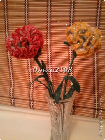 """цветок""""Гвоздика"""" фото 1"""
