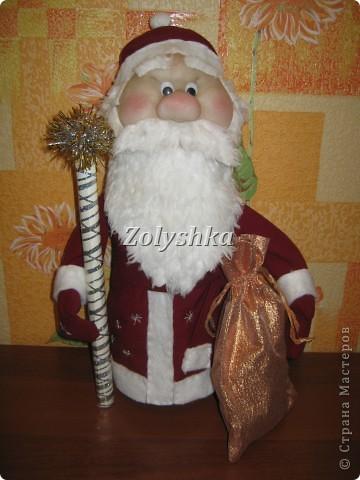 первый Дед Мороз