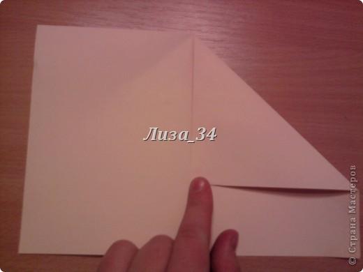 Оригами Кораблик* фото 5