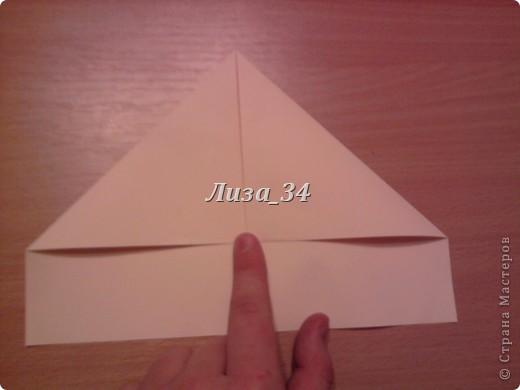 Оригами Кораблик* фото 6