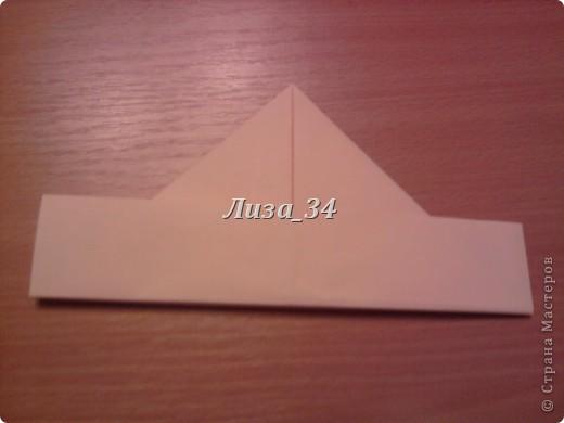 Оригами Кораблик* фото 10