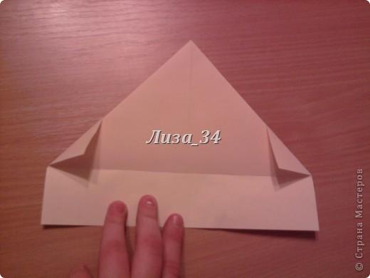 Оригами Кораблик* фото 9