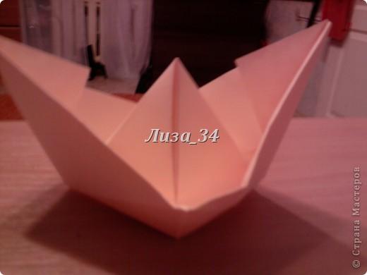 Оригами Кораблик* фото 19