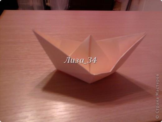 Оригами Кораблик* фото 20