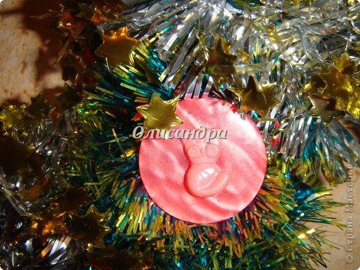 Вчера,гуляя по Стране Мастеров,я увидела рождественский венок  http://stranamasterov.ru/node/129253 Конечно,я смотрела на них и раньше, но этот меня вдохновил... Вдохновение совпало с наличием свободного времени ... и процесс начался... фото 5