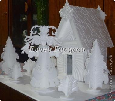 Домик для госпожи Метелицы. фото 1
