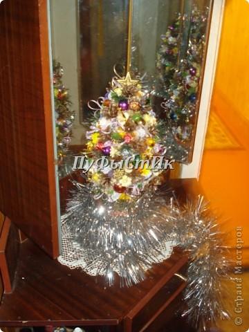 Такой подсвечник стоял у нас на праздничном столе. фото 5