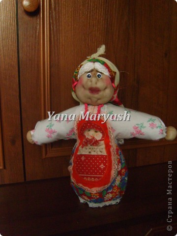 На изготовление этих кукол меня вдохновили работы мастерицы Ликмы http://stranamasterov.ru/user/1739 Очень они у нее красивые. Вот решила и я свои силы попробовать!:) фото 3