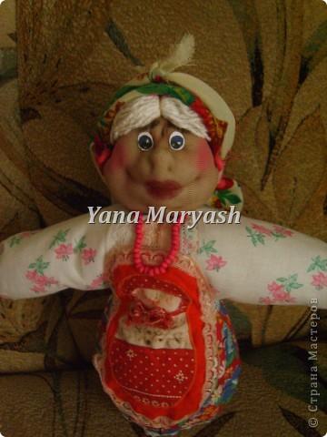 На изготовление этих кукол меня вдохновили работы мастерицы Ликмы http://stranamasterov.ru/user/1739 Очень они у нее красивые. Вот решила и я свои силы попробовать!:) фото 2
