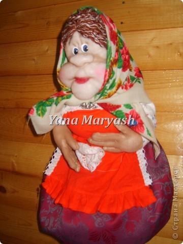На изготовление этих кукол меня вдохновили работы мастерицы Ликмы http://stranamasterov.ru/user/1739 Очень они у нее красивые. Вот решила и я свои силы попробовать!:) фото 4