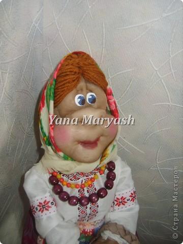 На изготовление этих кукол меня вдохновили работы мастерицы Ликмы http://stranamasterov.ru/user/1739 Очень они у нее красивые. Вот решила и я свои силы попробовать!:) фото 7