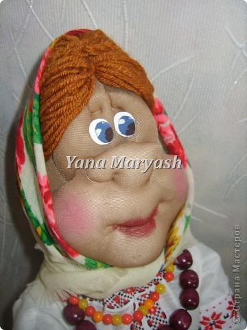 На изготовление этих кукол меня вдохновили работы мастерицы Ликмы http://stranamasterov.ru/user/1739 Очень они у нее красивые. Вот решила и я свои силы попробовать!:) фото 1